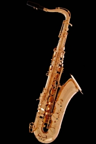 Gold-Plated Classic Tenor Saxophone