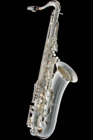 Silver-Plated Classic Tenor Saxophone