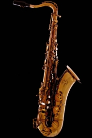 Vintage Gold Lacquer Classic Tenor Saxophone