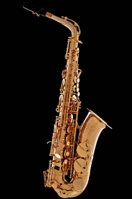 Gold-Plated Classic Alto Saxophone