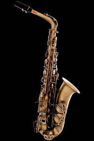 Antique Bronze Classic Alto Saxophone