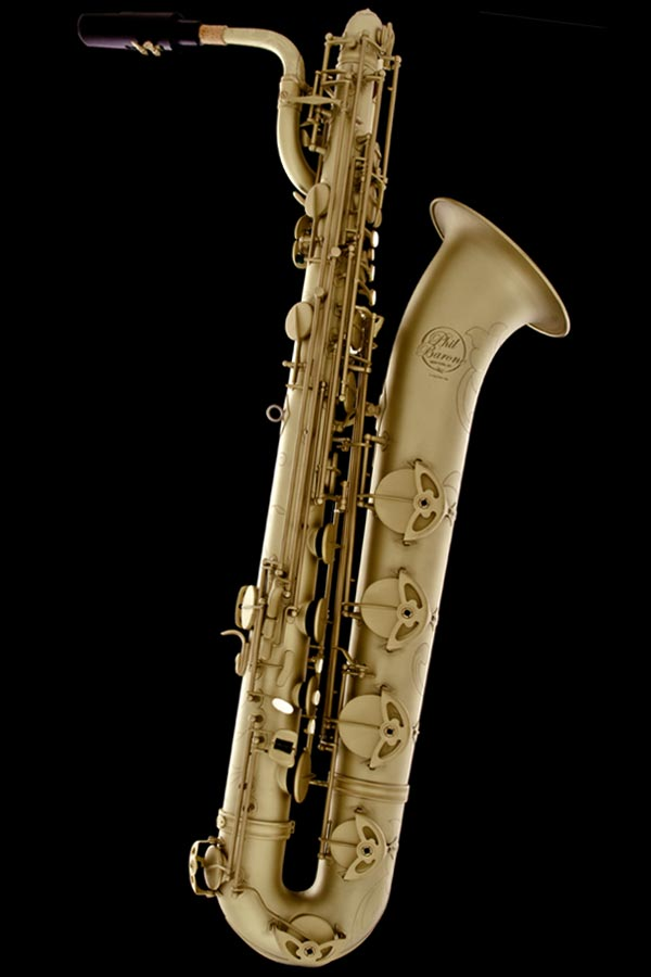 Satin lacquered classic baritone saxophone satin for Classic house track with saxophone